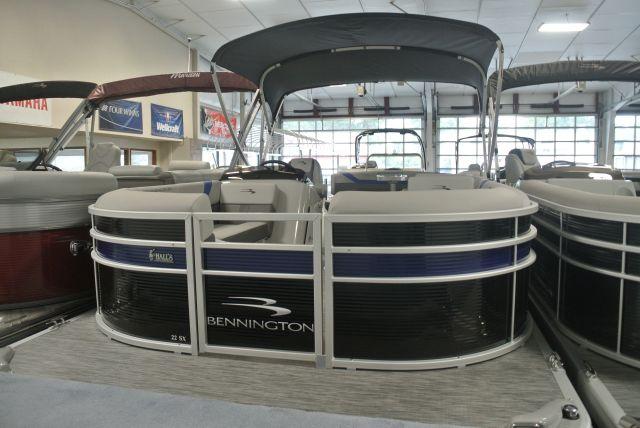 2021 Bennington SX Series 22SSBX - 78H021
