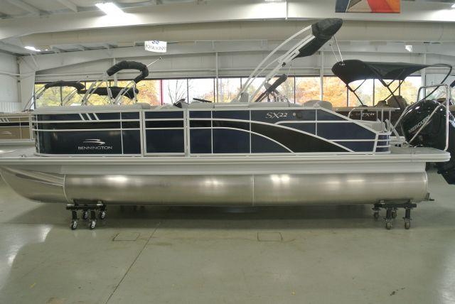 2021 Bennington SX Series 22SSBX - 77H021