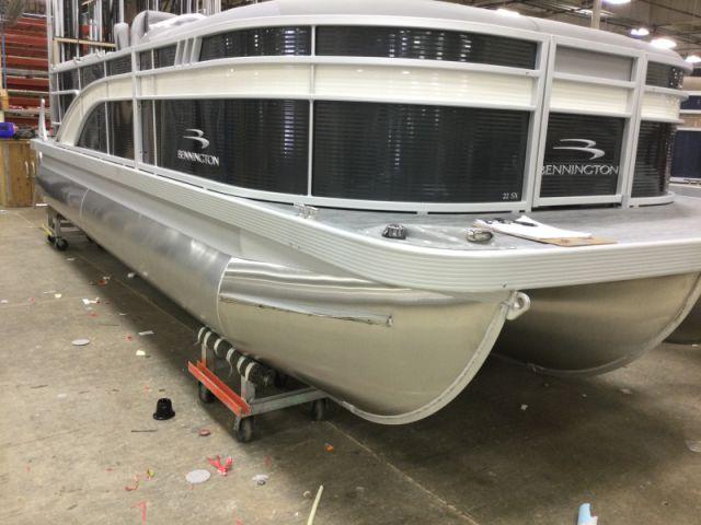 2021 Bennington SX Series 22SSRX - 78J021