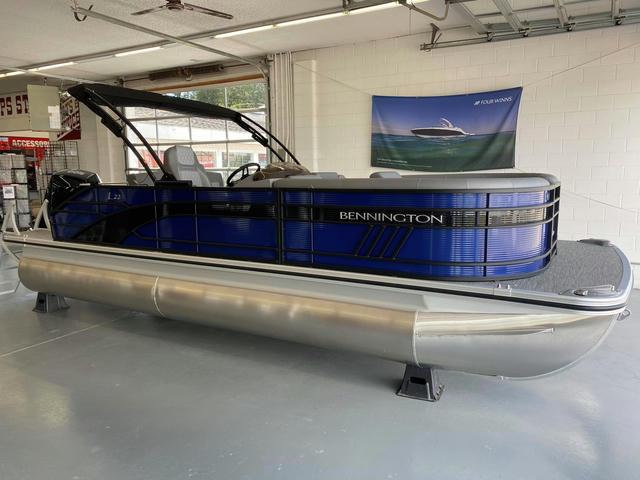 2022 Bennington L Series 22LSB - 84G122
