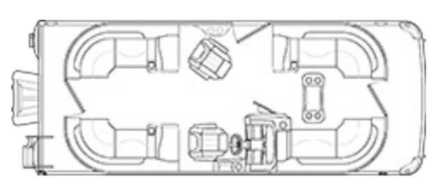 2022 Bennington L Series 22LSR - 33H122