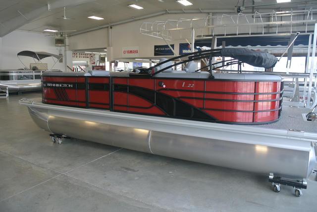 2022 Bennington L Series 22LSR - 83G122
