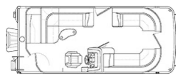 2022 Bennington SX Series 21SXL - 55I122