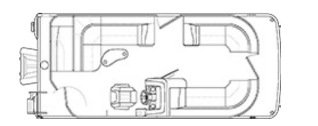 2022 Bennington SX Series 21SXL - 57I122