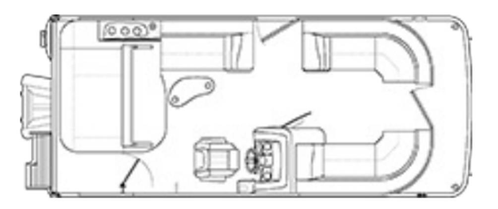 2022 Bennington SX Series 21SXSB