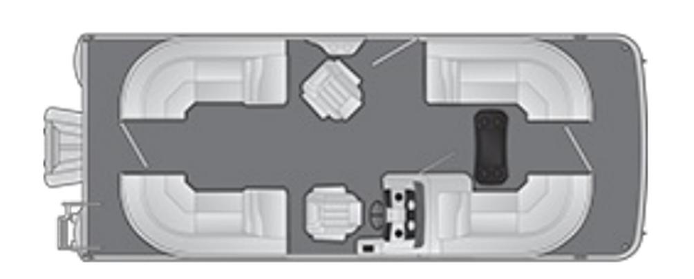 2022 Bennington SX Series 22SSRX