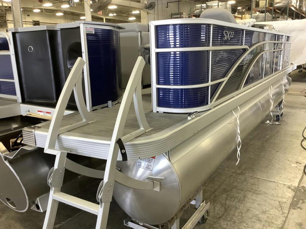 2022 Bennington SX Series 22SXSAPG