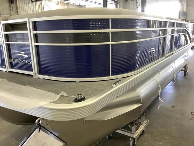 2022 Bennington SX Series 22SXSAPG - 63H122
