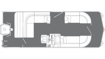 Aurora LE 23 Standard VP Floor Plan - 2018