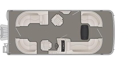2020 Bennington SXP Series 21SSRXP - SX1046