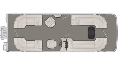 2020 Bennington SXP Series 25SFBXP - SX0032