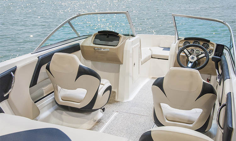 Keep Your Boat's Interior Clean
