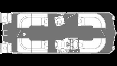 Encore 23 RF Dual SHP Floor Plan - 2019