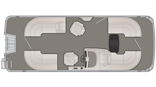 2020 Bennington G Series 21GSR - G 0741
