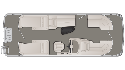 G Series 22GCW Floor Plan - 2020