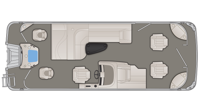 G Series 22GFSAPG Floor Plan - 2020
