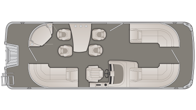G Series 22GPD Floor Plan - 2020
