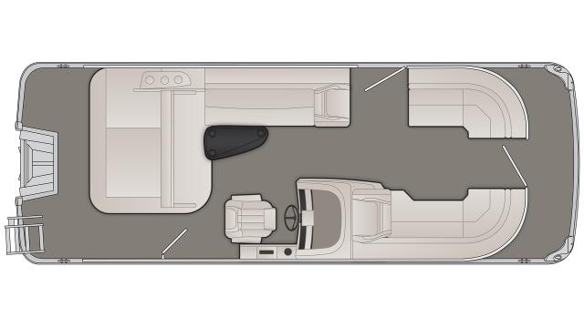 2020 Bennington G Series 22GSB - G 8676