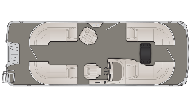 G Series 22GSR Floor Plan - 2020