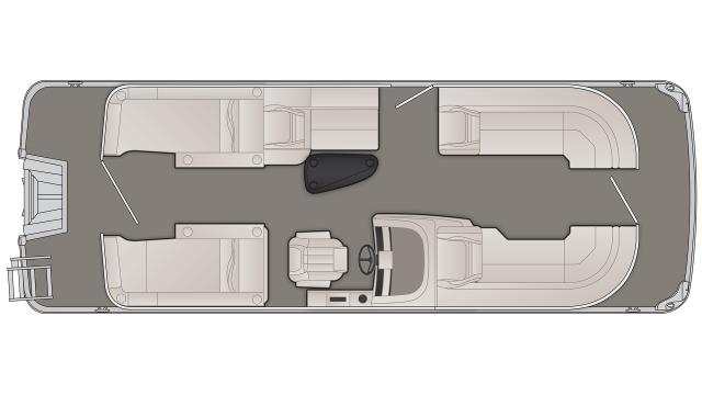 G Series 23GCW Floor Plan - 2020