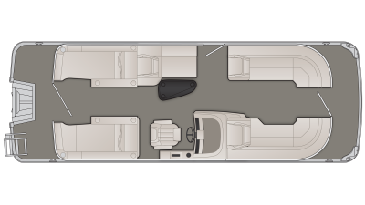 G Series 23GCW Floor Plan - 2020