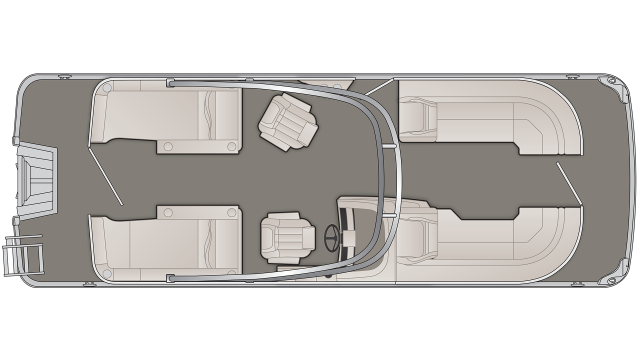 G Series 23GCWA Floor Plan - 2020