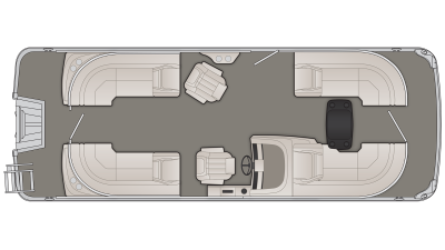 G Series 23GFB Floor Plan - 2020