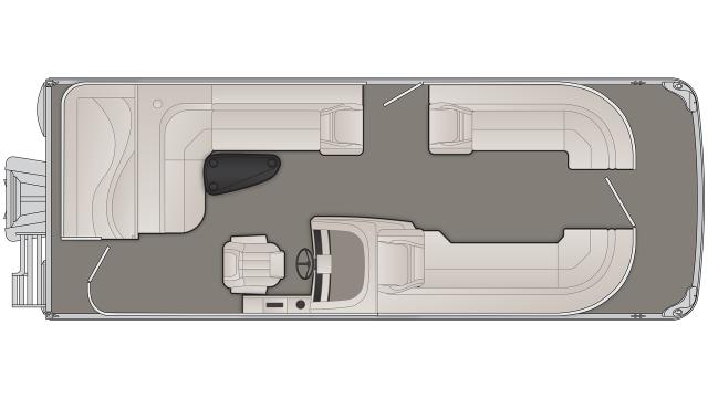 2020 Bennington G Series 23GL - G 3804
