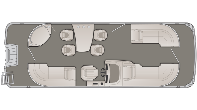 G Series 23GPD Floor Plan - 2020