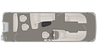 G Series 25GBR Floor Plan - 2020