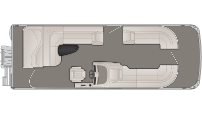 G Series 25GL Floor Plan - 2020