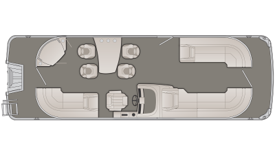 G Series 25GPD Floor Plan - 2020