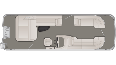 G Series 25GSB Floor Plan - 2020