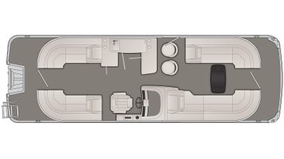 G Series 25GSRB Floor Plan - 2020