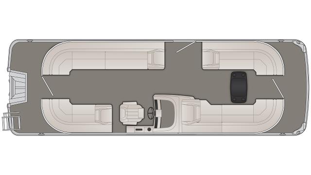 2020 Bennington G Series 25GSRC - G 9741
