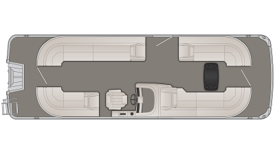 G Series 25GSRC Floor Plan - 2020