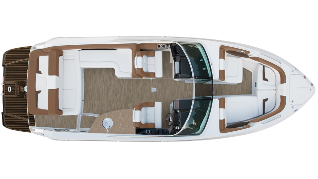 Horizon 290 Floor Plan - 2019