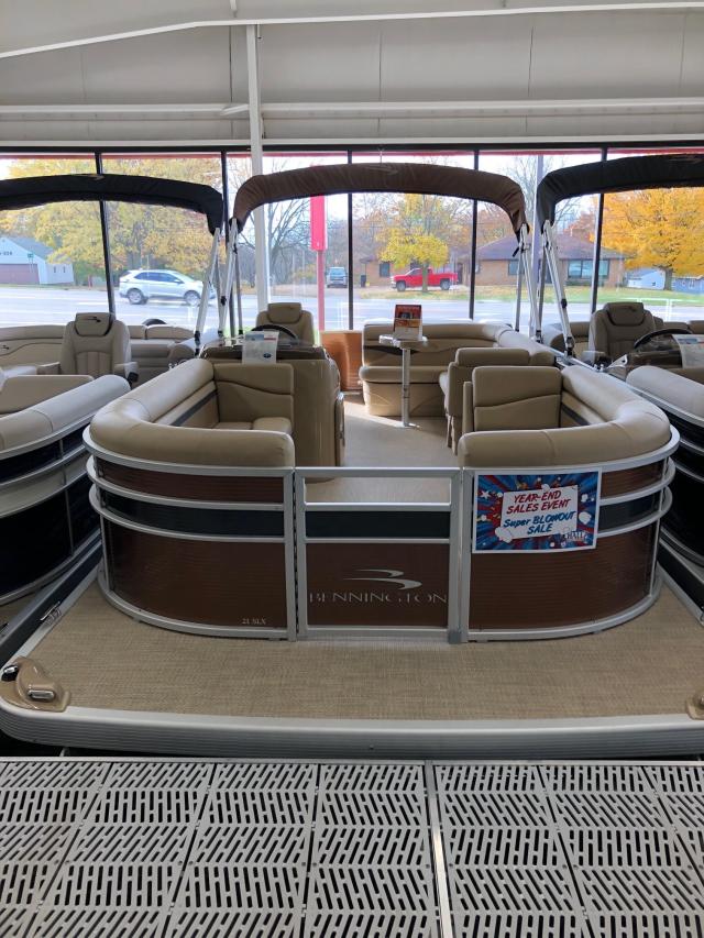 2018 Bennington SX Series 21 SLX - 76E818