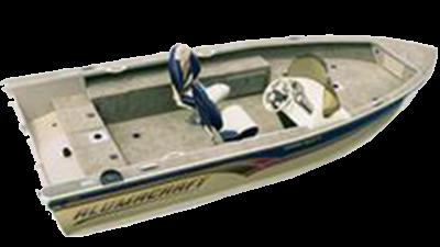 2003 Alumacraft  Magnum 165CS - 1667JR