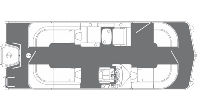 Oasis 23 SE VP Floor Plan - 2019