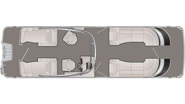 Q Series 28QCWA Floor Plan - 2020