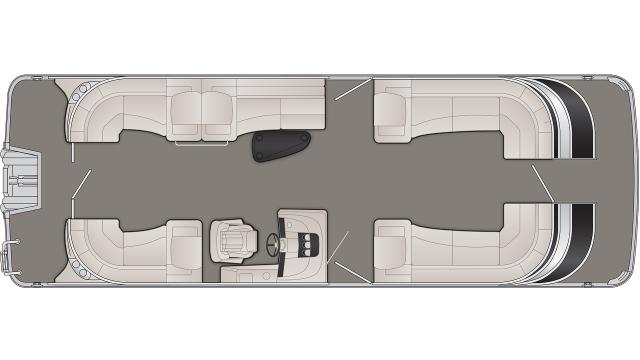 Q Series 28QFBX1 Floor Plan - 2020