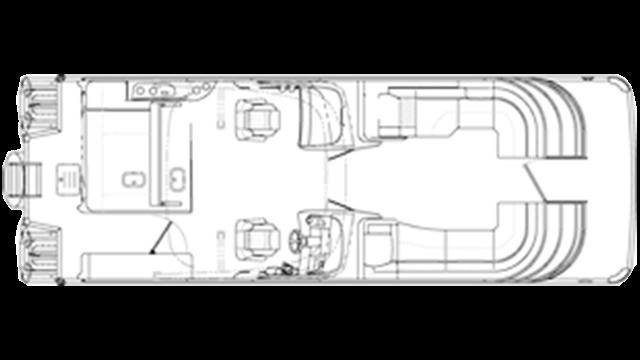 Q Series 30QSBWAX2 Floor Plan - 2020