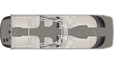 QX Series 25QXCWWTIO Floor Plan - 2020