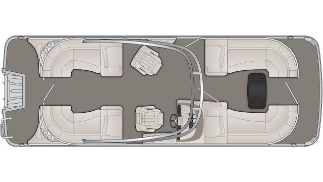 2020 Bennington R Series 23RFBA - R 6659