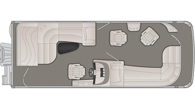 2020 Bennington R Series 23RLCP - R 3216
