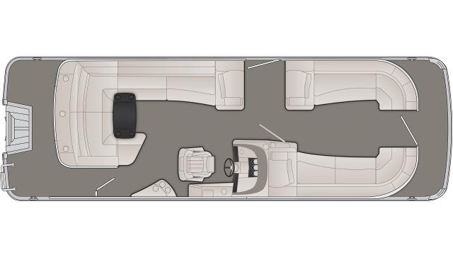 2020 Bennington R Series 25RCL - R 1655