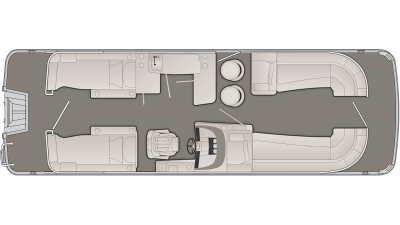 R Series 25RCWB Floor Plan - 2020