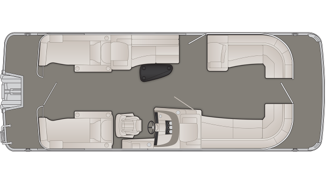 R Series 25RCWX1 Floor Plan - 2020