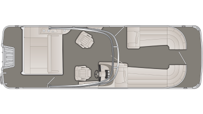 R Series 25RSBA Floor Plan - 2020
